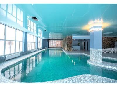 Отель Крокус Домбай,  СПА (бассейн)