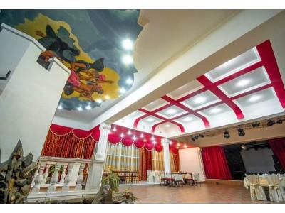 Отель Крокус Домбай,  ресторан