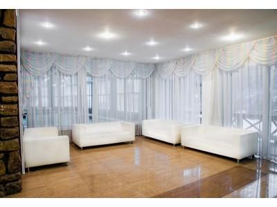 Отель Крокус Домбай,  холл