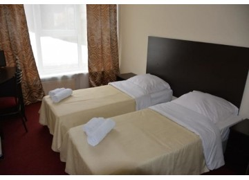 Стандарт 1-комнатный 2-местный (малый) | Отель Крокус Домбай