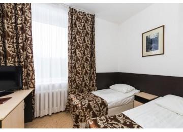 Стандарт 1-комнатный 2-местный |Отель Крокус Домбай