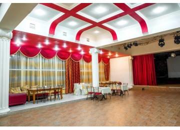 Ресторан и бар | Отель Крокус Домбай